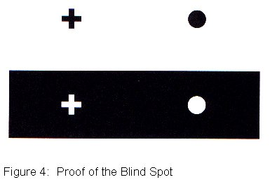 how to get rid of blind spots in your eyes
